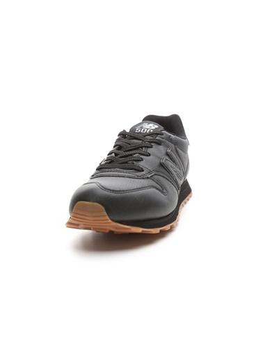 New Balance Bayan Ayakkabı 500 Gw500Tlb Siyah